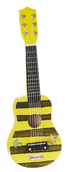 Beluga 65034 - Janosch Gitarre für Kinder im Tigerenten-Design
