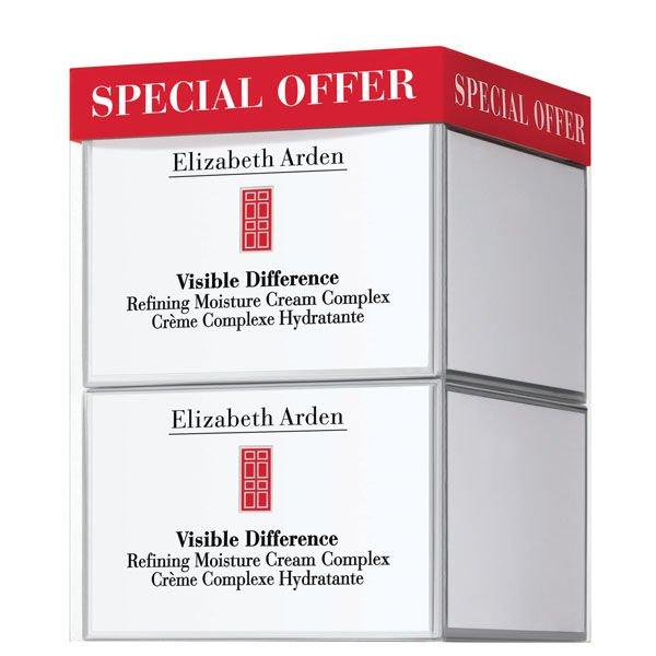 2 x Elizabeth Arden Visible Difference Duo (75ml) für 29,99€ mit Gutscheincode!