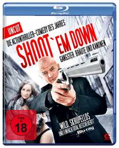 [Saturn.de] Shoot 'Em Down (Uncut) Action Blu-ray 3,99 €