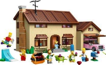 LEGO Das Simpsons™ Haus für unschlagbare 199,99 Euro :D