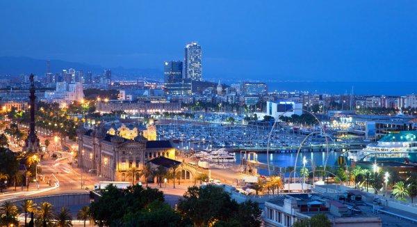 Stadtreise: 4 Tage im März in Barcelona ab 179€ @ lastminute