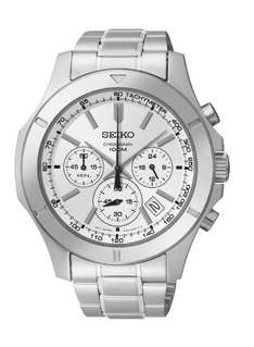 Seiko Chronograph CSSB099P1  @ Amazon UK 69,27£