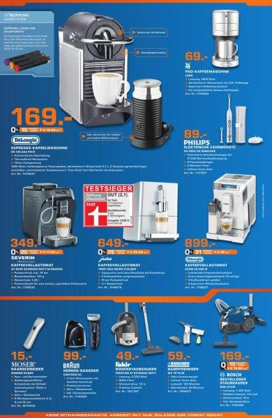 Jura ENA 9 Micro silber für 649€
