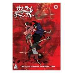 [Anime] Samurai Champloo: Complete Collection (7 DVDs)