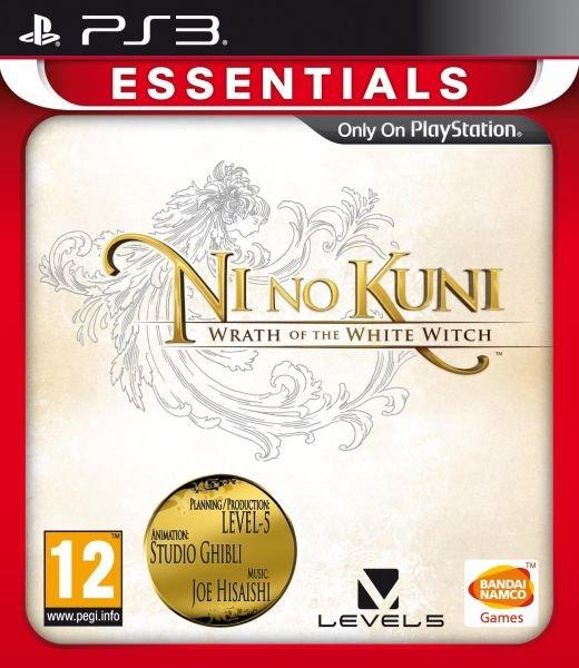 Ni no Kuni: Der Fluch der weißen Königin (PS3) für 15,65€ inkl. Versand