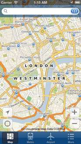 London Offline Stadtplan für iPhone und iPad kostenlos anstatt für 2,69 €