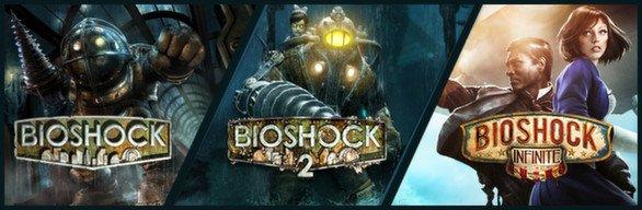 [PREISFEHLER] BIOSHOCK TRIPLE PACK im brasilianischen STEAM STORE für ~5 EURO