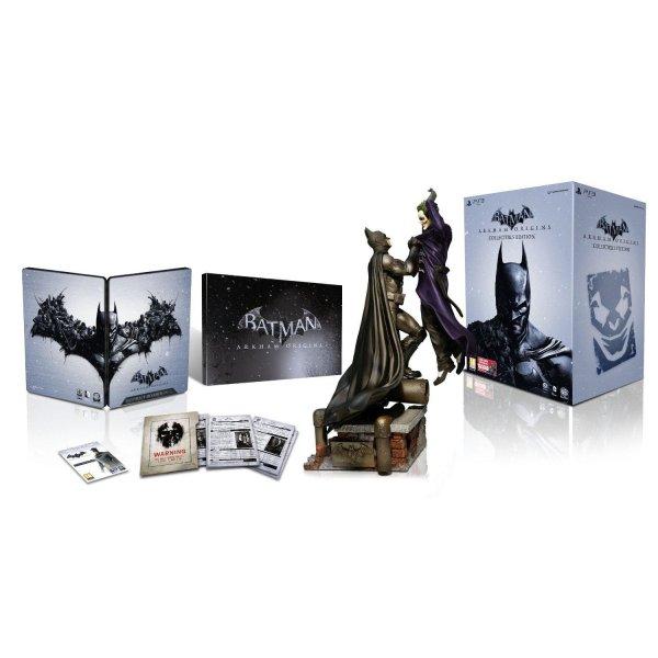 Batman: Arkham Origins Amazon Collector's Edition Für XBox360