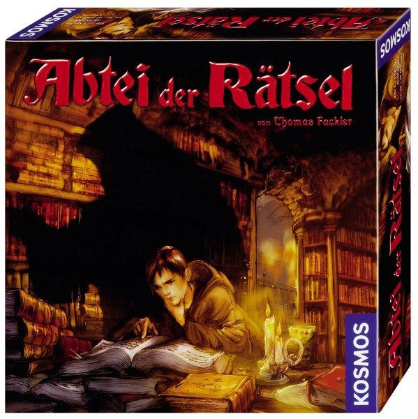 Kosmos Abtei der Rätsel für 16,49€ (Neukunden für 13,49) inkl. Versand (Idealo 24,90€)