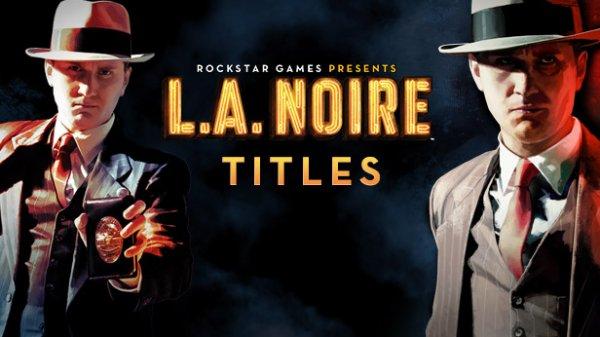 L.A. Noire Complete oder nur DLC Bundle (PC-Steam-Keys @greenmangaming.com)