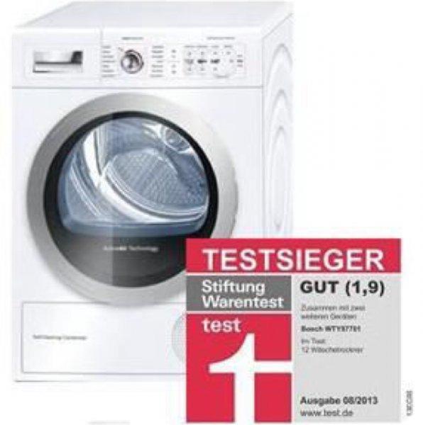 [Lokal] Saturn Freising: Bosch Trockner WTY87701 Testsieger €629,10
