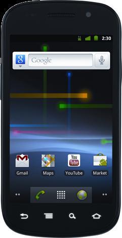 Google Nexus S mit 100 Min und SMS+DATEN+T-Mobile-Flat