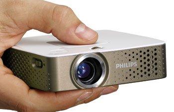 Philips PicoPix 3410 Mini Beamer bei staples.de für 231,48 €