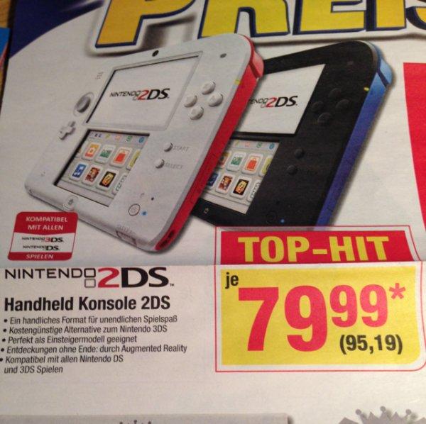 [Metro] Nintendo 2DS