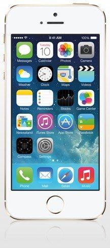 iPhone 5S 16GB gold oder space gray - B-Ware mit 6 Mon. Garantie