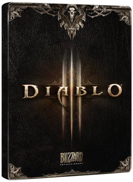 Diablo 3 Steelbook Edition (PC) für 19€ ink. Versand