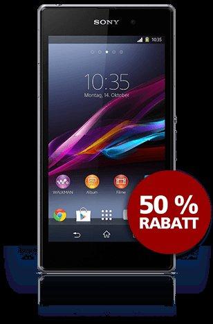 LTE Smartphones zum halben Preis bei O2