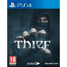 Thief - The Bank Heist Edition (PS4/Xbox One) für 43,28 Euro