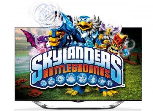 LG 47LA6919 + BluRay Player LG BP430 + Skylanders für 649,99€ @ Amazon.de