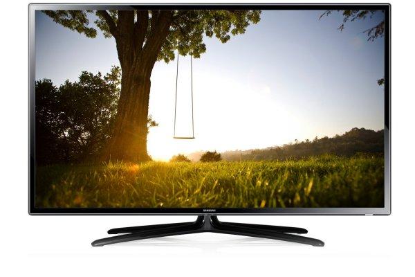 Amazon.de Samsung UE46F6100 117cm (46 Zoll) 3D-LED-Backlight-Fernseher, EEK A+ (Full HD, 200Hz CMR, DVB-T/C, CI+) schwarz