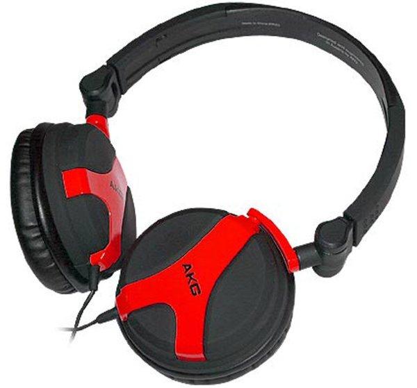 [Zack-Zack.de] AKG K 518 DJ-Kopfhörer neon rot  für 34,94 € inkl.Vsk