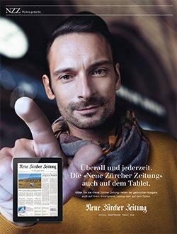 [Qualitätszeitung] NZZ Neue Zürcher Zeitung Digital-Abonnement 1 Monat kostenlos