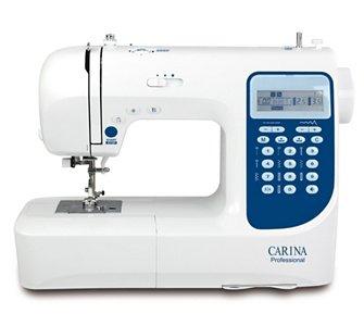 Carina Professional High Tech Computer-Nähmaschine für  204,26 mit Gutschein PLUS-PW10A-0902