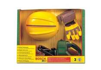 Theo Klein 8435 – Bosch Kettensäge mit Helm und Handschuhen ab 12,57 €