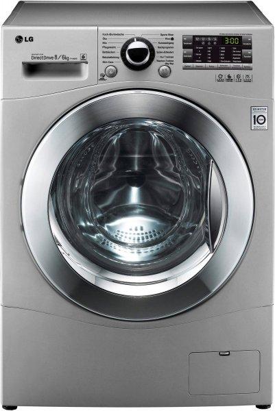LG F 14 A8 YD Waschtrockner NEU mit Lieferung Waschen:8kg / Trocknen: 6 kg, Klasse: A (Idealo: 899 Euro)