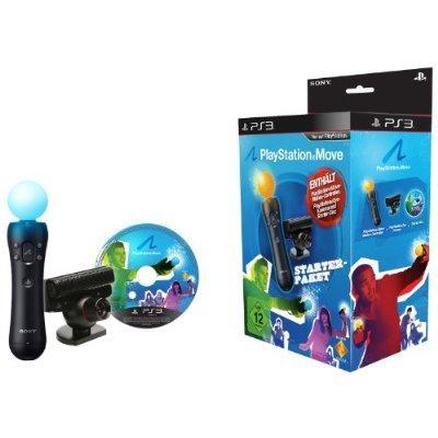 PlayStation Move-Starter-Paket für 37,50€ inkl. Versand bei Amazon.de