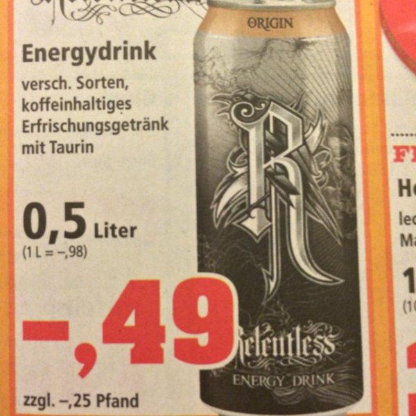[Lokal -Offline Arnsberg] Relentless versch. Sorten