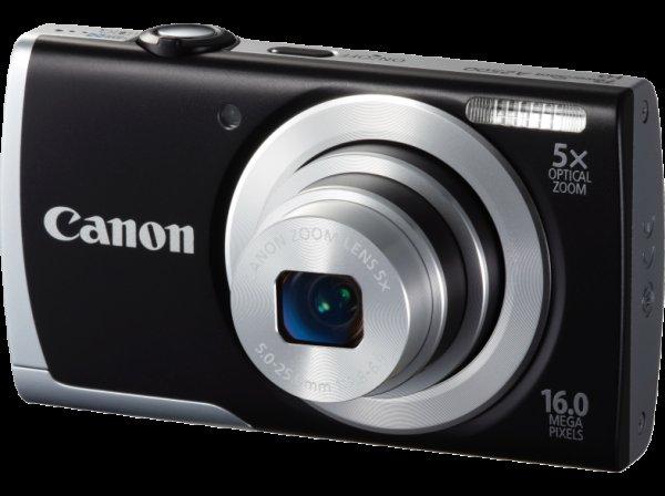 [Mediamarkt] Canon PowerShot A 2500 für 37€ + ggf. Versand