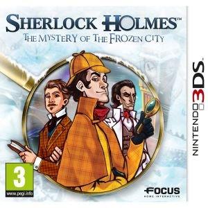 Sherlock Holmes: Das Geheimnis der gefrorenen Stadt (3DS) für 10,85€ inkl. Versand (Idealo 18,99€)