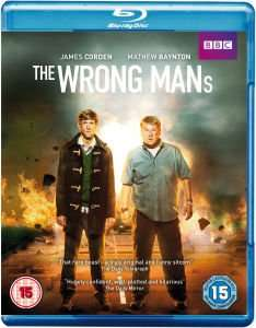 The Wrong Mans Blu-ray für 13,25€ inkl. Versand
