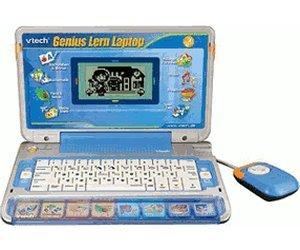 Amazon-WHD VTech 80-074404 - Lerncomputer Genius Lern Laptop blau ab 11,21€