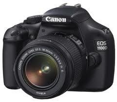 Canon EOS 1100D Braun + Objektiv 18-55mm IS für 279€