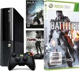 [LOKAL] Saturn Hannover -  Xbox 360 250GB + Halo 4 + TR + BF4