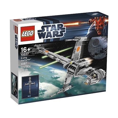 LEGO 10227 B-Wing Starfighter LEGO Star Wars für 149,98€ mit qipu 142,69€