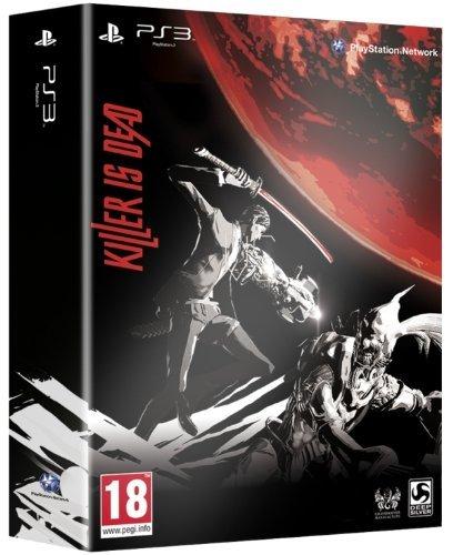 Killer is Dead: Fan Edition (PS3) für 33€ @Amazon.es