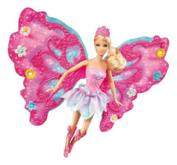 [Amazon] Barbie zauberhafte Blumenfee für 13,96€ +ggf. Versand