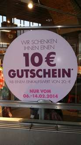[Lokaler Deal München] Im Görtz 17 gibt es für jeden Einkauf ab 20€ einen Gutschein im Wert von 10€