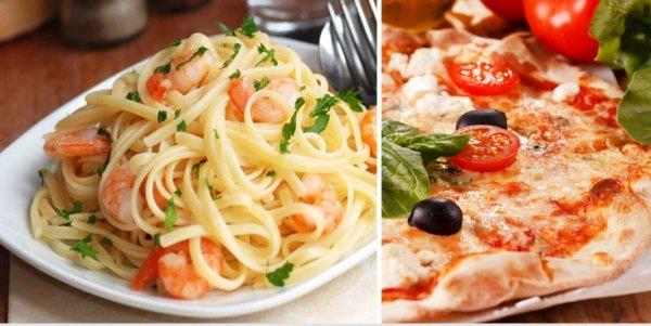 2x Pizza oder  2x Pasta nach Wahl für 9,50 statt 24 Euro im Ristorante Da Sarino in Stuttgart.
