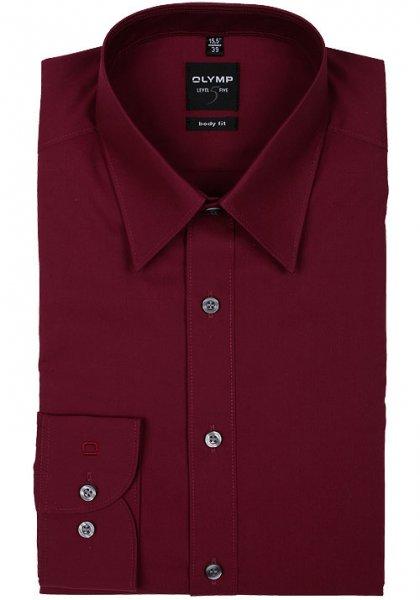 Olymp Level 5 Hemden mit kostenloser Krawatte oder zusätzlich 5 % Rabatt