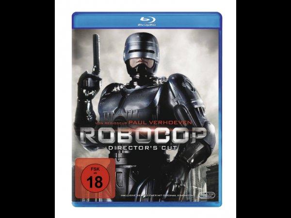 Robocop (Director´s Cut) Blu-ray @ MediaMarkt Online von 20 - 9 Uhr