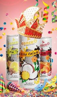 12er trinkfertige Cocktail Party-Box von canco für nur 22,22€ (Ersparnis 10,06€)