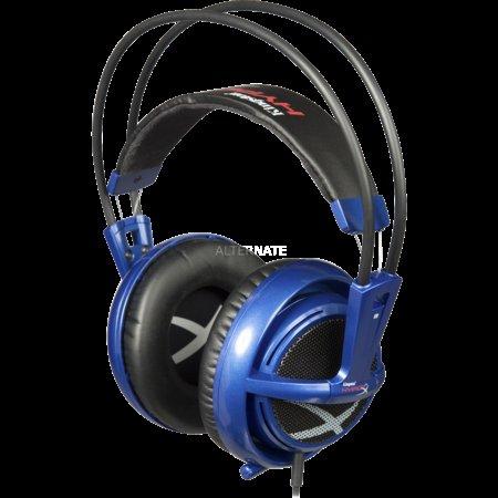Steel Series Siberia v2 HyperX Edition (blau/schwarz) für 61,85€ @ ZackZack
