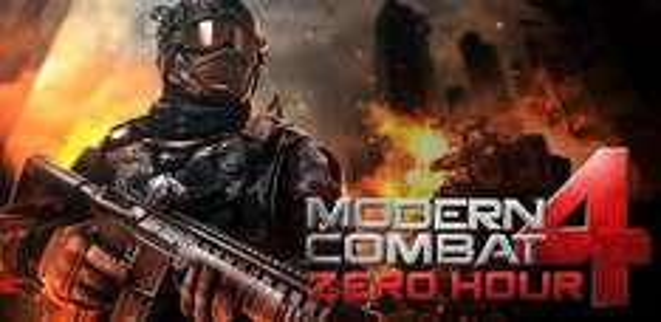 Modern Combat 4 Zero Hour 0.- iOS