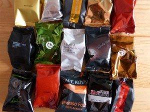 6 Kaffeekapseln für Nespresso Systeme kostenlos