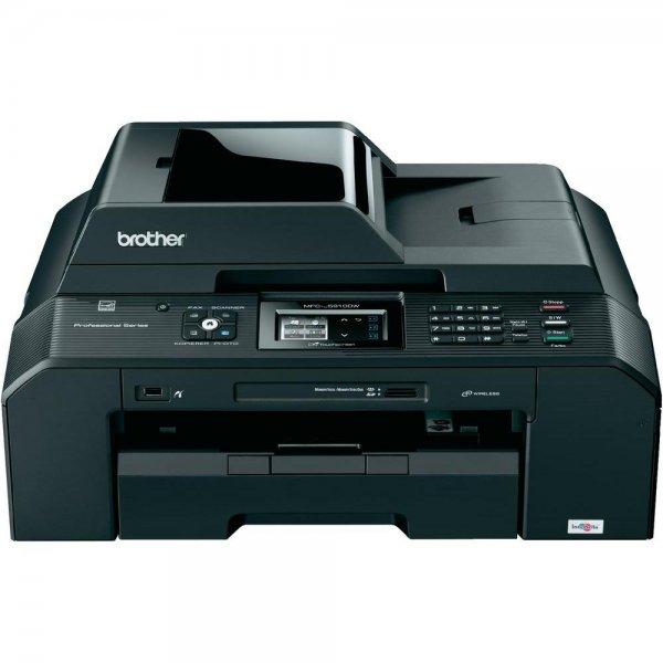Brother MFC-J5910DW A3 Tintenstrahl-4-in1-Drucker für 89,95€ @conrad