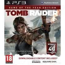Tomb Raider GOTY (360/PS3) ab 17,72€ @The Game Collection
